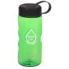 Mini Mountain Sport Bottle with Tethered Lid - 22 oz.