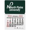 View Image 1 of 2 of Magnetic Peel-n-Stick Calendar