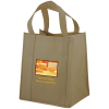 """View Image 1 of 2 of Big Thunder Tote - 15"""" x 13"""" - Full Color"""