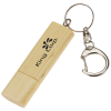 View Image 1 of 4 of Bamboo USB Drive - 2GB