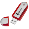 View Image 1 of 4 of Silverback USB Drive - 2GB