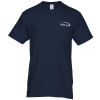 Hanes Tagless Pocket T-Shirt - Screen - Colors