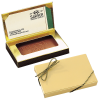 View Image 1 of 4 of Business Card Chocolate Treat - Thank You