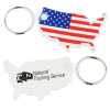 US Stock Soft Keychain