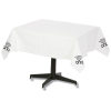 Tablecloth with Plastic Backing - 54
