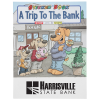 A Trip To The Bank Sticker Book