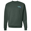 Hanes ComfortBlend Sweatshirt - Embroidered