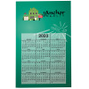 Bic 20 mil Calendar Magnet - Real Estate