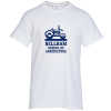 View the Gildan 6 oz. Ultra Cotton T-Shirt - Men's - Screen - White
