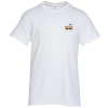 Gildan 6 oz. Ultra Cotton T-Shirt - Men's - Embroidered - White