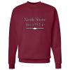 Hanes ComfortBlend Sweatshirt - Applique Felt