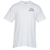 Jerzees Blend 50/50 T-Shirt - Men's - White - Screen