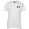 Anvil Ringspun 4.5 oz. T-Shirt - Men's - White