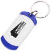 View Image 1 of 2 of On The Edge Keychain - Opaque