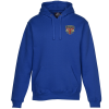 J. America 10 oz. Premium Hooded Sweatshirt - Embroidered