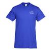 Adult 5.2 oz. Cotton T-Shirt - Screen