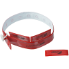 Vinyl Locking Wristband – 3 Tabs