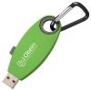 View Image 1 of 3 of Palmero USB Drive - 2GB