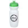 Move-It Bike Bottle - 20 oz. - Translucent