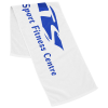 View Image 1 of 2 of Fitness Towel with CleenFreek - White
