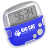View Image 1 of 4 of Flip Clip Pedometer