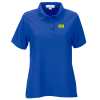 Soft-Blend Double-Tuck Polo - Ladies'