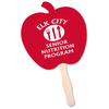 Hand Fan - Apple