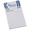 Bic Business Card Magnet with Note Pad - Paper Clips