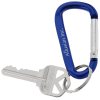 View Image 1 of 2 of Carabiner Keychain - 24 hr