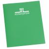 View Image 1 of 3 of Basic 2-Pocket Poly Folder