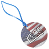 View Image 1 of 3 of Round POLYspectrum Bag Tag - Opaque
