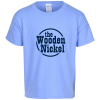 View Image 1 of 3 of Gildan 5.3 oz. Cotton T-Shirt - Youth - Screen - Colors