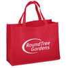 """View Image 1 of 2 of Celebration Shopping Tote Bag - 12"""" x 16"""" - 18"""" Handles"""