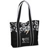 West Hampton Tote - Hibiscus