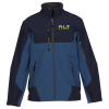 North End Colorblock Soft Shell Jacket - Men's