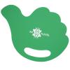 View Image 1 of 3 of Breezin' Plastic Hand Fan - Hand
