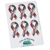 Repositionable Sticker - Mini Ribbon Sheet