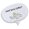 View Image 1 of 2 of Repositionable Sticker Sign - Quote Balloon