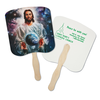 Hand Fan - Spiritual - World