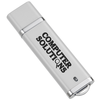 View Image 1 of 3 of USB 2.0 Flash Drive - 8GB - Opaque