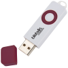 View Image 1 of 5 of Ring-Round USB Drive - 8GB