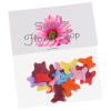 Flower Seed Multicolor Confetti Pack - Butterfly