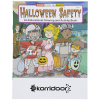 Halloween Safety Coloring Book