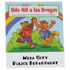Stay Drug Free Coloring Book - Spanish