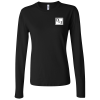 Bella Long Sleeve Jersey T-Shirt - Ladies' - Colors