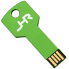 View Image 1 of 4 of Colorful Key USB Drive - 8GB
