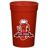View Image 1 of 2 of Full Color Stadium Cup - 17 oz.