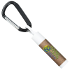 Lip Balm with Carabiner - Recycle