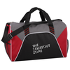 View Image 1 of 4 of Color Panel Sport Duffel - Screen