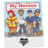 My Heroes Coloring Book